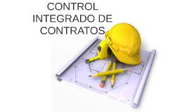 CONTROL INTEGRADO DE OBRAS