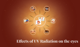 Effects of UV Radiation on the eyes