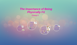 Copy of The Importance of Being Physically Fit