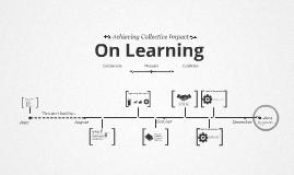 Learning Timeline