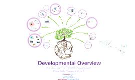 Developmental Overview 0-5