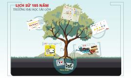 lịch sử 105 năm đại học Sài Gòn