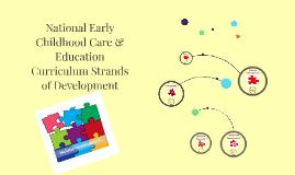 National ECCE Curriculum Strands of Development