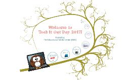 #techitout17 - Morning Instructions