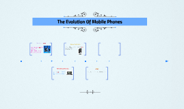 The Evolution Of Phones