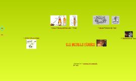 Copy of Els metalls fèrrics