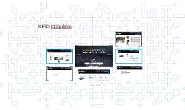 RFID Cilindros