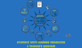 Students with Learning Disabilities- What do I need to know?