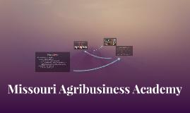 Missouri Agribusiness Academy