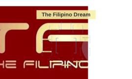 The Filipino Dream