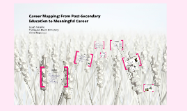 Career Mapping Research