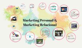 Marketing Personal & Marketing Relacional