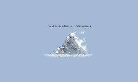 Wat zijn de toekomstontwikkelingen in Venzuela