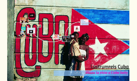 Lustrumreis Cuba