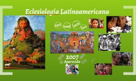 ECLESIOLOGÍA LATINOAMERICANA