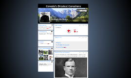 Canadas greatest canadians- Norman Bethune by Samantha dattilo