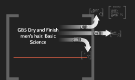 GB5 Dry and finish men's hair