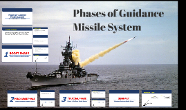 Phases of Guidance Missile System