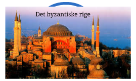 Det Byzantiske empire