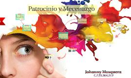 Patrocinio y Mecenazgo