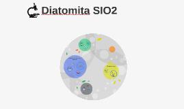 Diatomita SIO2