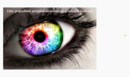 Visión. Color, profundidad, percepción del movimiento, control de la mirada.