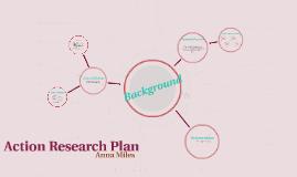 Action Research Plan Proposal