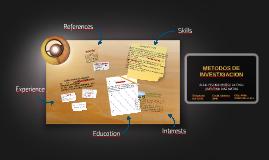 Copy of Copy of Copy of METODOS DE INVESTIGACION