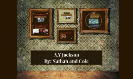 A.Y Jackson