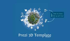 Copy of Copy of Copy of Prezi 3D TEMPLATE by sydo.fr