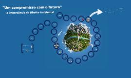 """Copy of """"Um compromisso com o futuro"""" - a importância do Direito Ambiental"""
