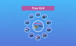 Copy of true grit presentation