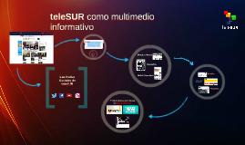 teleSUR en las redes sociales e internet
