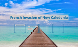 French invasion of New Caledonia