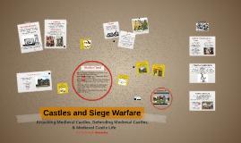 Castles and Siege Warfare