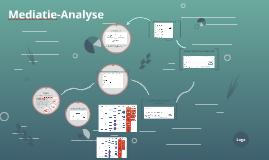 Mediatie-Analyse