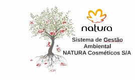 Natura - Sistema de Gestão Ambiental