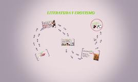LITERATURA Y EROTISMO