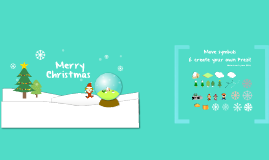 Copy of [Template] Merry Christmas with DCG