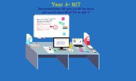 Year 4- ICT