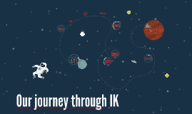 Our journey through IK