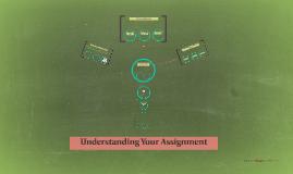 Copy of Understanding Your Assignment