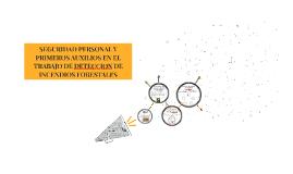 SEGURIDAD PERSONAL Y PRIMEROS AUXILIOS EN EL TRABAJO DE DETE