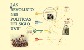LAS REVOLUCIONES POLITICAS  DEL SIGLO XVIII