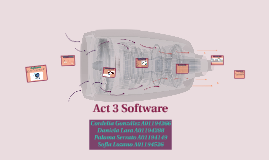 Act 3 Software