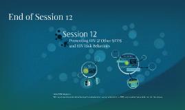 Updated Session 12- Ohio PREP Region 9