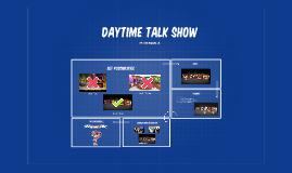 Television daytime talkshow