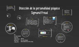 Copy of Disección de la personalidad psíquica