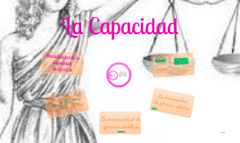 Copy of La Capacidad