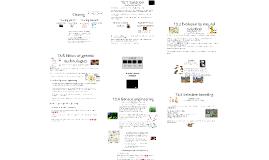 GCSE Combined B13 Variation & evolution